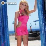 Vestido Sexy Night Queen Rosa - 068-359:04424