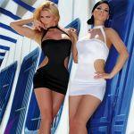 Vestido Sexy Night Queen Preto - 068-359:04423
