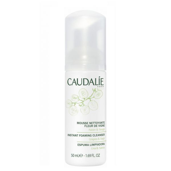 Caudalie Instant Foaming Facial Cleanser 50ml