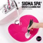 Sigma Blush Spa Tapete de Limpeza