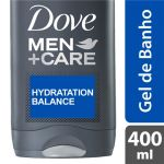 Dove Men Body And Face Wash +Care Hydration Balance 400ml