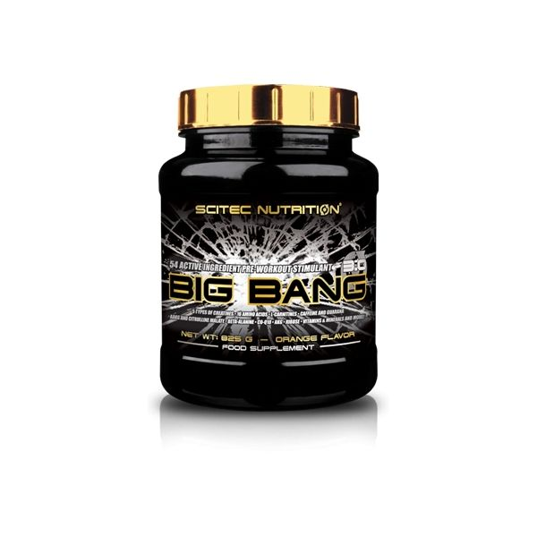 Scitec Nutrition Big Bang 2.0 1.8lbs 825g