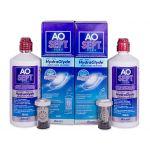 Alcon Solução AoSept Plus HydraGlyde 2x 360ml