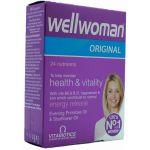 Vitabiotics Wellwoman Original 30 cápsulas
