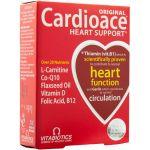 Vitabiotics Cardioace 30 Cápsulas