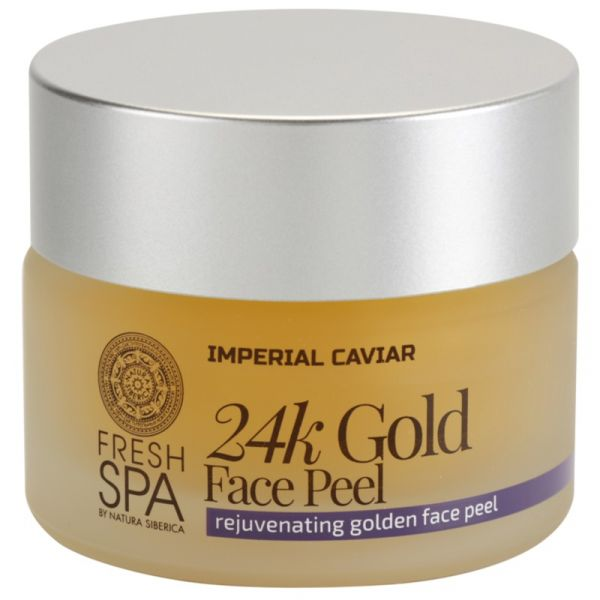 Gold facial peel not that