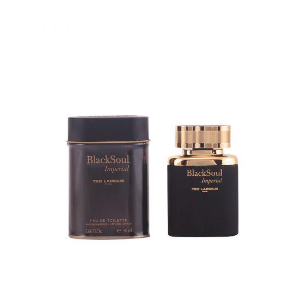 f8691470a6 Perfume Homem Ted Lapidus Black Soul Imperial EDT 50ml - KuantoKusta