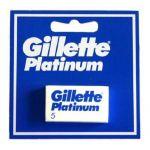 Gillette Platinum Recarga 5 Uds