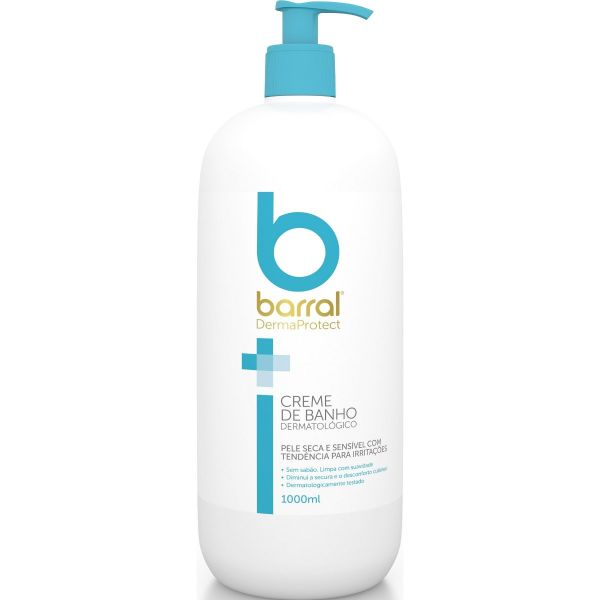 Barral Dermaprotect Creme Banho 1000ml