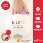 Andreia Catalisador Profissional LED & UV