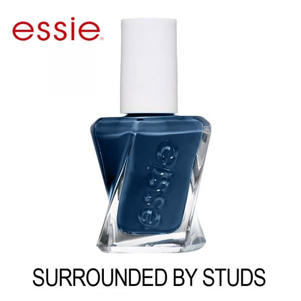 Essie Couture Verniz Efeito Gel Tom 390 Surrounded By Studs 13,5ml