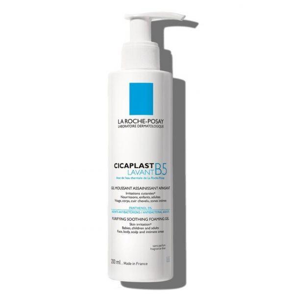 La Roche Posay Cicaplast B5 Gel de Limpeza 200ml
