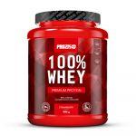 Prozis 100% Whey Premium Protein Sabor Morango 900g