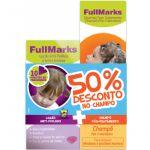 Fullmarks Anti-Piolhos e Anti-Lêndeas Pack Loção 100ml + Shampoo Pós-Tratamento 50ml