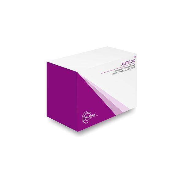 M.J.S. Med Alitirox 60 cápsulas