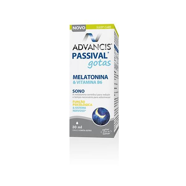 Advancis Passimela Gotas 30ml