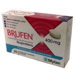 Brufen 400mg 20 Comprimidos