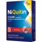 Niquitin Clear 7mg/24 h 7 Sistemas Transdérmicos