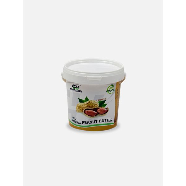 EU Nutrition Manteiga de Amendoim Smoothie 1Kg