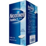 Nicotinell Freshmint 2mg 120 Pastilhas