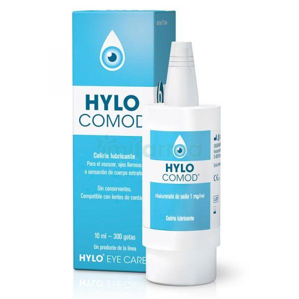 Hylo-Comod Colírio Lubrificante 10ml
