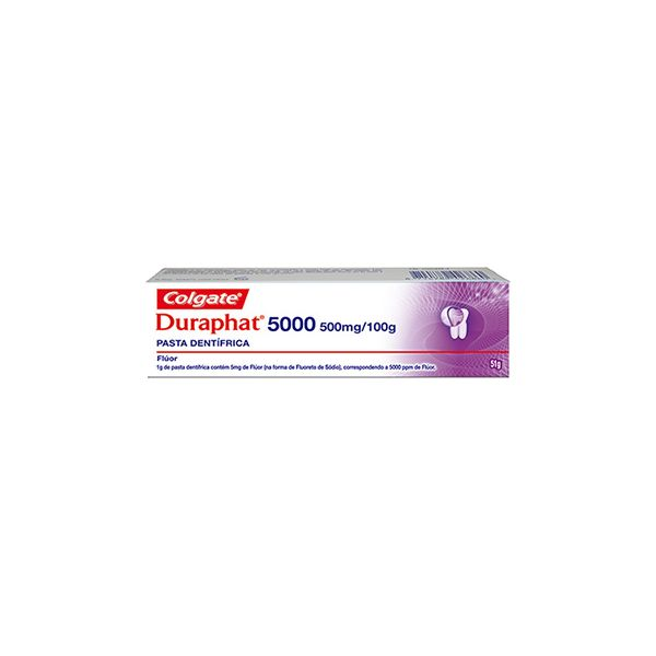 Colgate Creme Dental Duraphat 5000ppm Fluor 51g