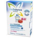 Diabalance Xpert Glicose Efeito Gel Sabor de Morango 4 Saquetas