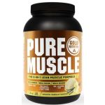 Gold Nutrition Pure Muscle 1.5kg Baunilha
