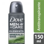 Dove Men+Care Elements Minerals Deo Spray 150ml
