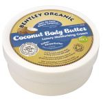 Bentley Organic Manteiga Corporal Coco 200g