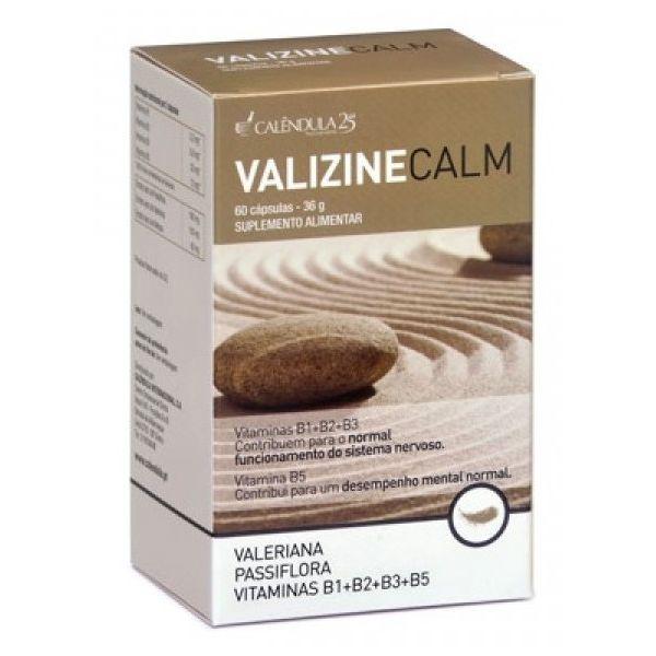 Calendula Valizine Calm 60 Comprimidos