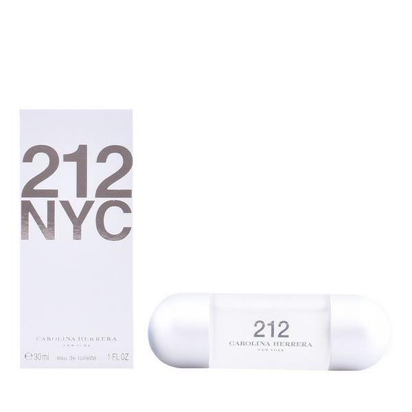 Carolina Herrera 212 NYC Woman EDT 30ml (Original)