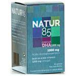 Natur 85 Omega 3 DHA 1000mg 60 cápsulas