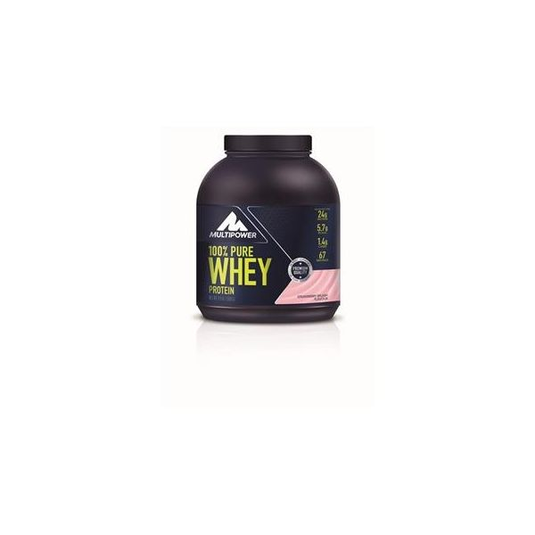 Multipower 100% Pure Whey Protein 2Kg