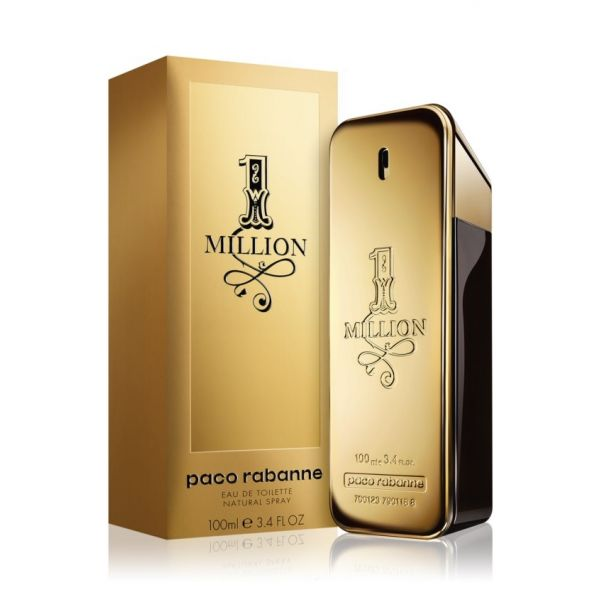 Paco Rabanne 1 Million Men EDT 100ml (Original)