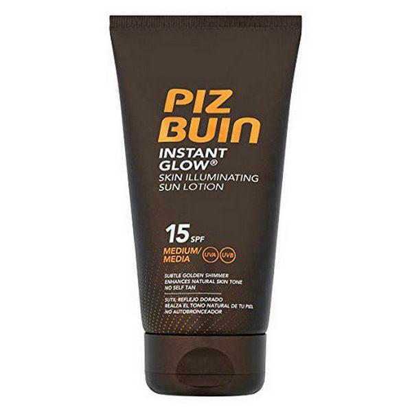 Piz Buin Protetor Solar Instant Glow Sun Lotion SPF15 150ml