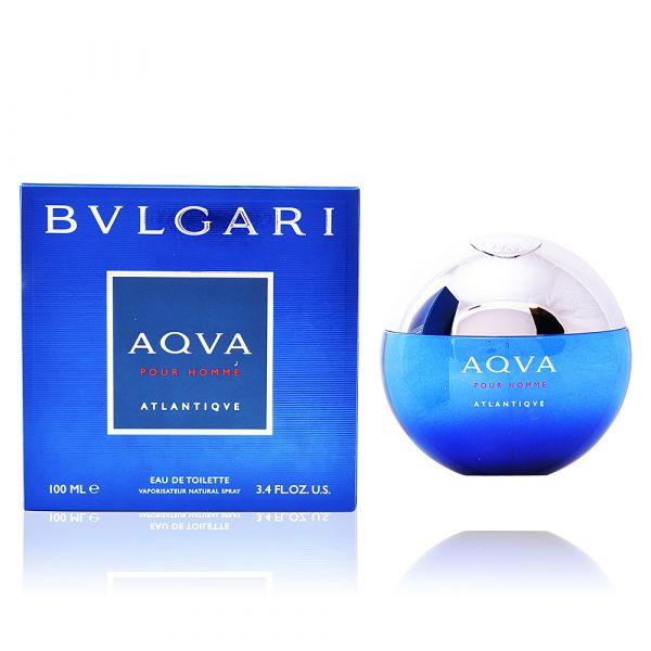 Perfume Homem Bvlgari Aqva Pour Homme Atlantiqve Men EDT 100ml ... be5d601d7a