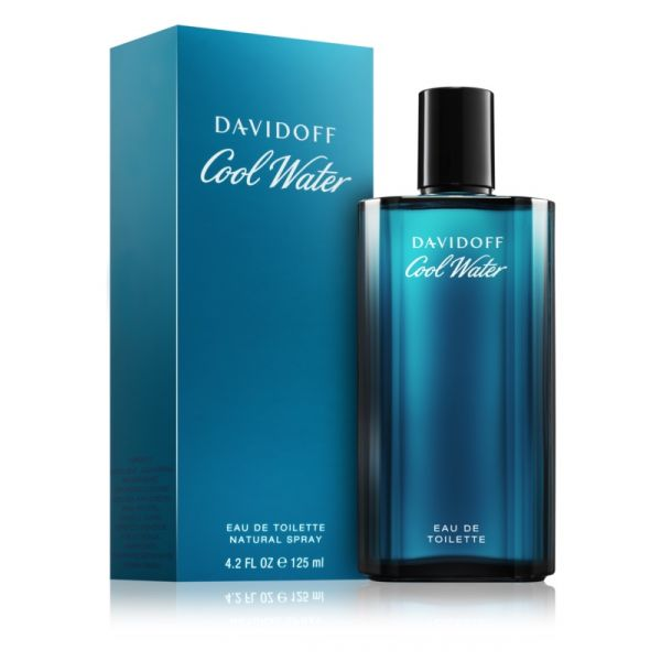 Davidoff Cool Water Men EDT 125ml (Original)