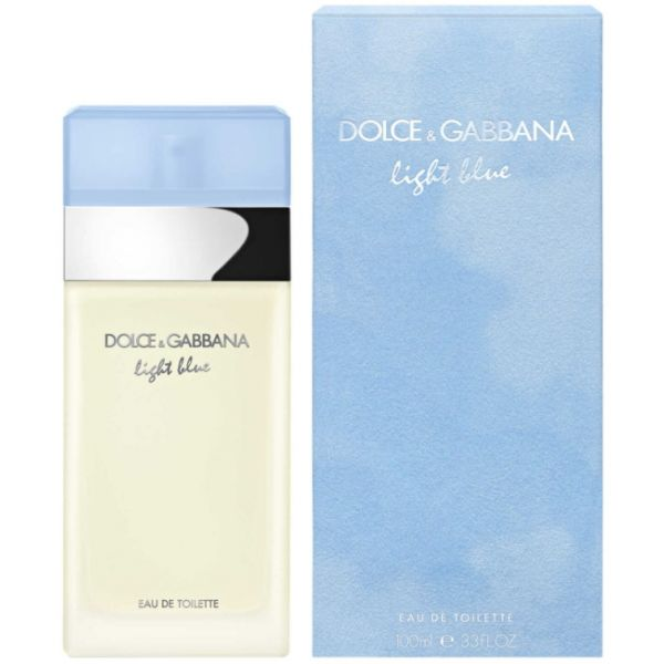 Dolce & Gabbana Light Blue For Woman EDT 100ml (Original)