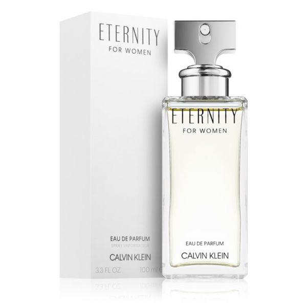 CK Eternity Woman EDP 100ml (Original)