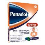 Panadol Gripus 500mg + 6.1 mg + 100 mg Blister 16 unidades