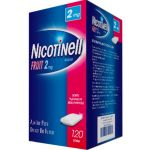 Nicotinell Fruit 2 mg 120 unidades