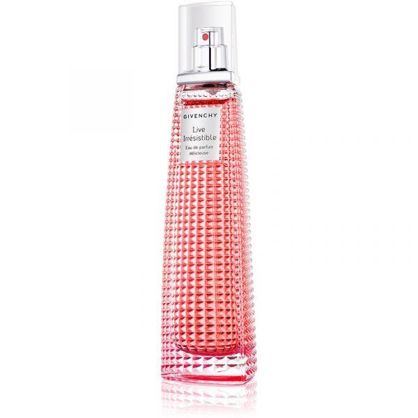 e378cb507b1 Perfume Mulher Givenchy Live Delicieuse Woman EDP 75ml - KuantoKusta
