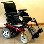 Invacare Cadeira de Rodas Eléctrica Bora