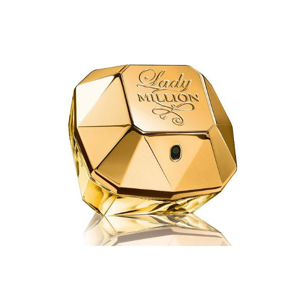 4b94661a49cad Perfume Mulher Paco Rabanne Lady Million Woman EDP 80ml - KuantoKusta