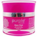 Gel Construtor Purple Tom Glass Clear / Transparente 15g