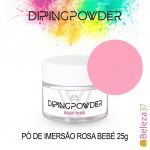 GL Nails Dipping Powder Crystal Pink 30g