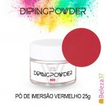 GL Nails Dipping Powder Red 25g