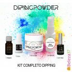 GL Nails Dipping Powder KIT Completo