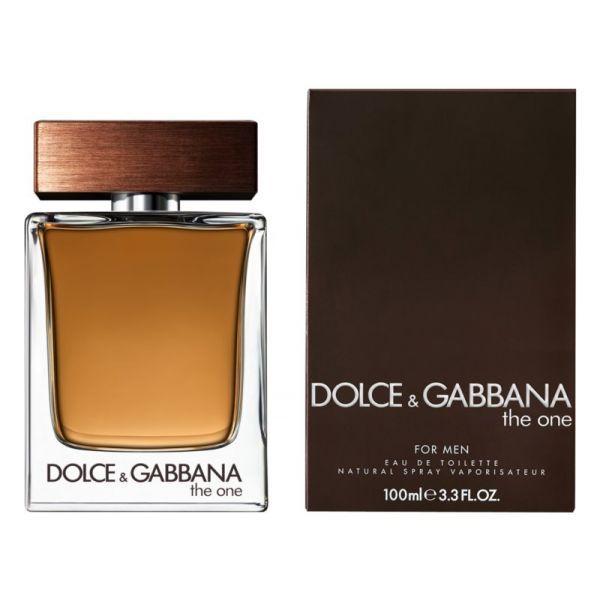 609b1ee103 Perfume Homem Dolce   Gabbana The One for Men EDT 50ml - KuantoKusta
